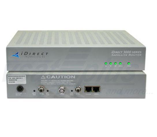 iDirect 3100 Remote Satellite Router
